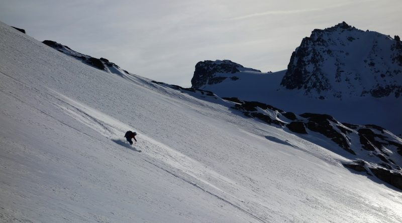 Silvretta Ski Tour Part 1: Ischgl to the Jamtal Hut