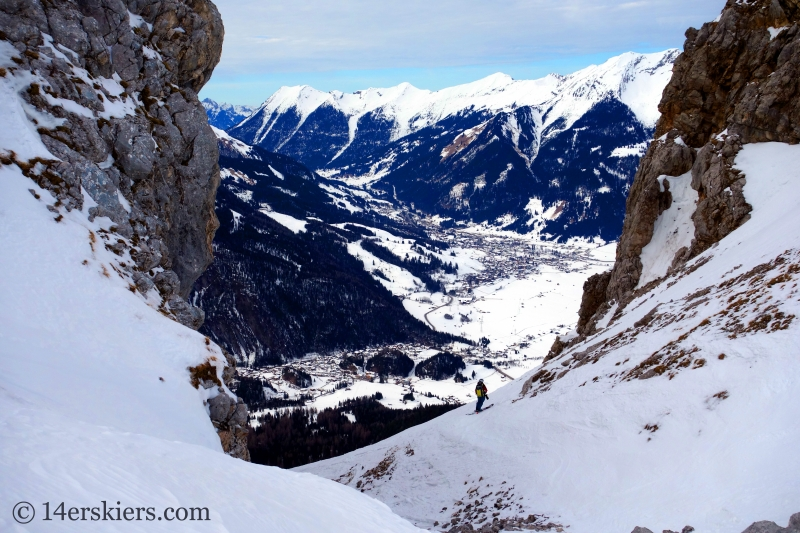 TR: Garmisch-Partenkirchen & Marienberg Ski Tour (Feb 2019)
