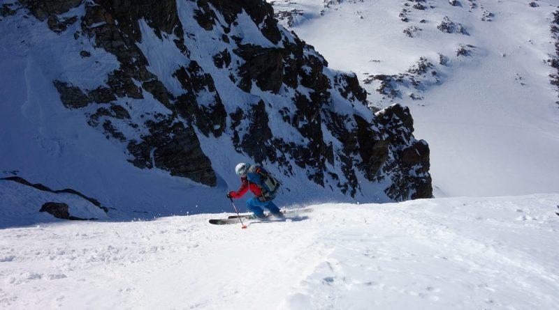 Silvretta Ski Tour Part 2: Jamtal Hut to Weisbadener Hut with Gamsspitze Ski