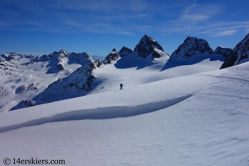 Silvretta Tour Part 3- Weisbadener Hutte & Ochsentaier Glacier (28 Feb 2019