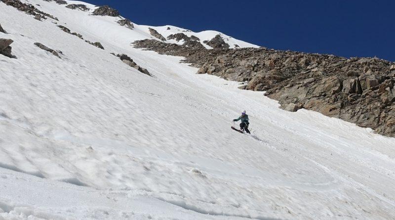 TR: Mount Democrat North Face 6.30.19