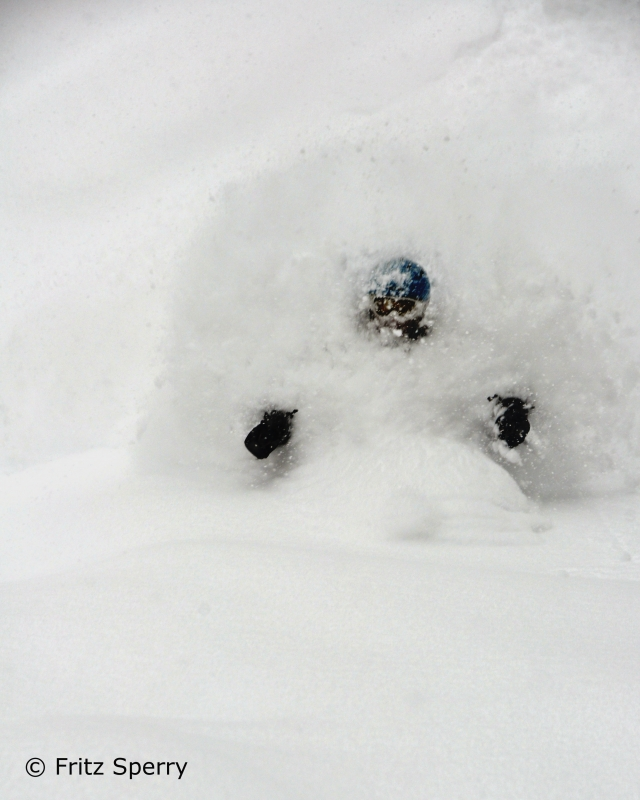67 Cents per Inch - The Ridonkulously Deep Powder Day