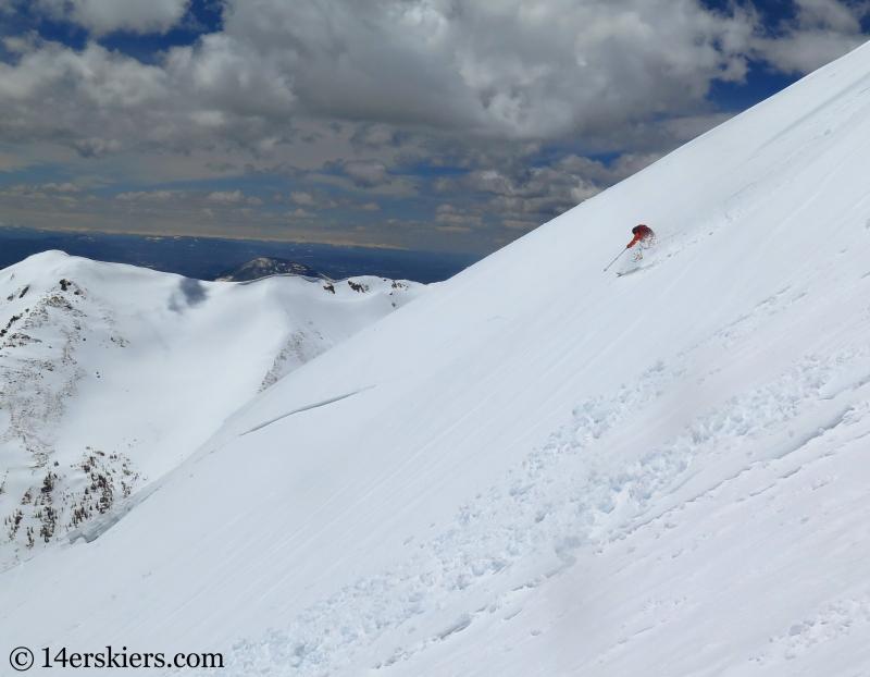 Mt. Aetna Ski (12 May 2019)
