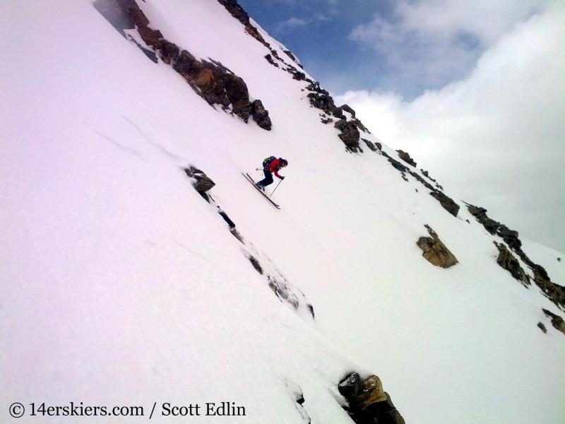 Argentine Peak Ski