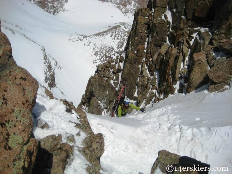 Mount Eolus Ski