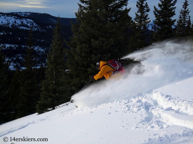 Uneva Peak Ski