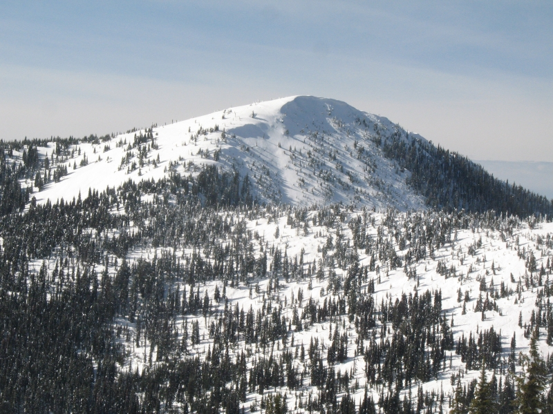 Red Mountain, Rossland BC  3.1.10