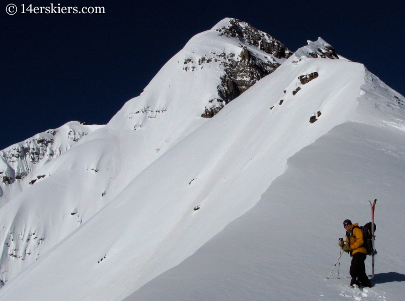 Interviews with 11 of Colorado's Fourteener-Skiing Finishers
