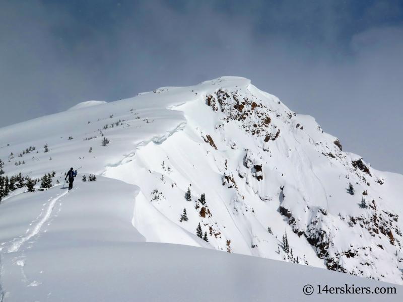 Outpost Peak Ski