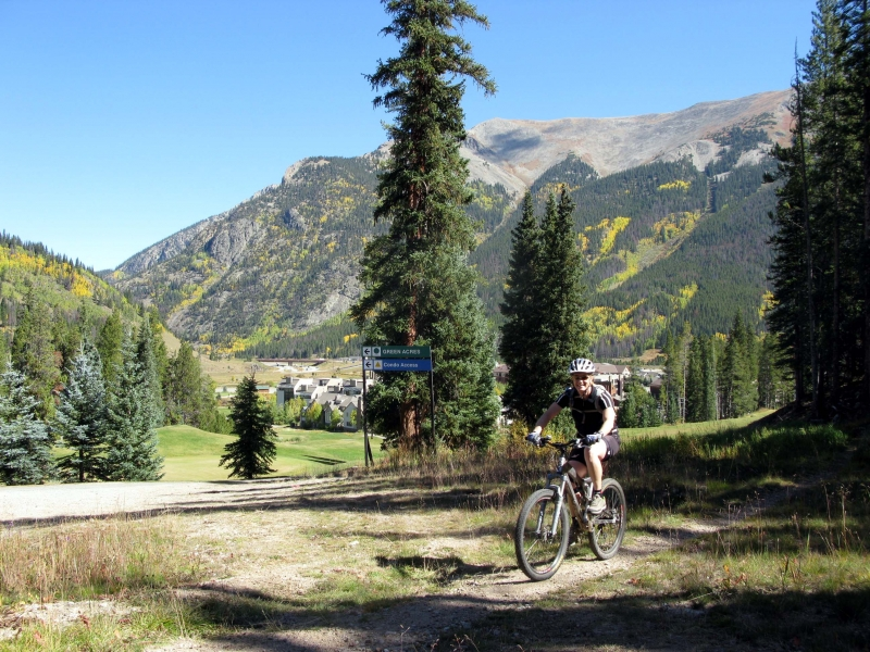 Another Colorado Trail TR:  From Copper Mountain to Searle Pass and Kokomo Pass