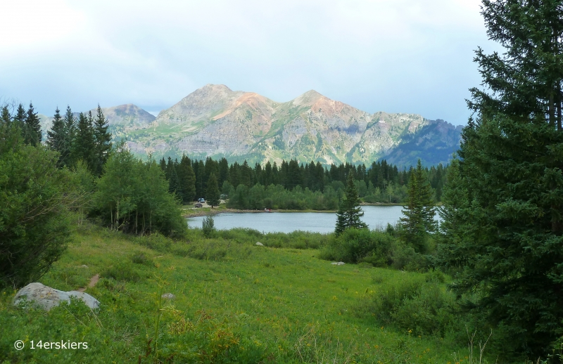 Three Lakes Trail & Beckwith Pass Hike