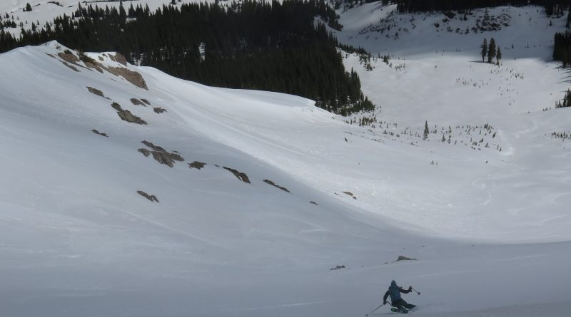 TR: Independence Mountain 6.1.19